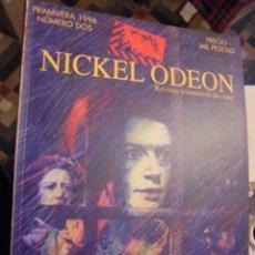 Cine: NICKEL ODEON Nº 2 DOS - DEBORAH KERR - ROMANTICISMO MELODRAMA - STOCK KIOSKO SIN USAR . Lote 114012995