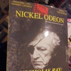 Cine: NICKEL ODEON 14 CATORCE / NICHOLAS RAY / STOCK DE LIBRERIA JAMAS USADO - 1999. Lote 114084999