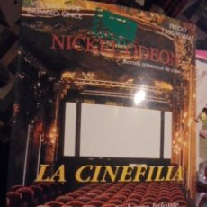 Cine: NICKEL ODEON 11 ONCE - 1996 - CINEFILIA / CABRERA INFANTE / JUAN MANUEL DE PRADA - STOCK TIENDA !!!. Lote 114085175