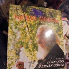 Cine: NICKEL ODEON 9 NUEVE - FERNANDO FERNAN GOMEZ / DE PRADA - UMBRAL - ERICE - DE LIBRERIA SIN USAR . Lote 114085795