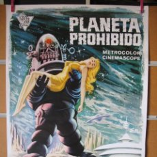 Cine: PLANETA PROHIBIDO. Lote 194926702
