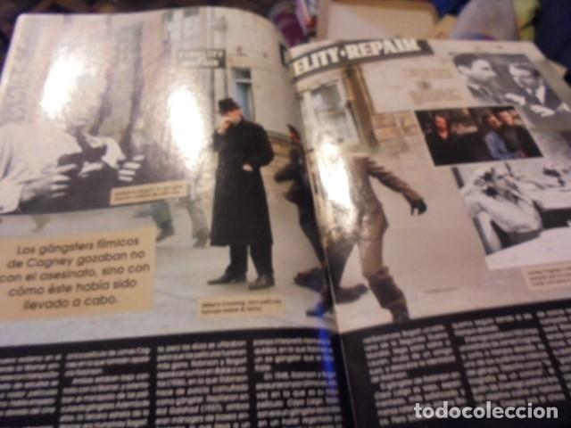 Cine: EL PADRINO III Y EL CINE NEGRO GANGSTERS DE HOLLYWOOD - ED ZINCO 1991 - ENVIO GRATIS - Foto 4 - 114356459