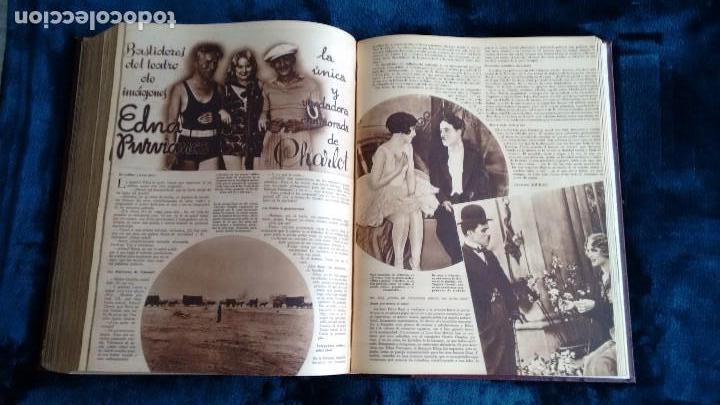 Cine: CINEGRAMAS. COLECCIÓN COMPLETA DE 97 REVISTAS DE CINE. 4 VOLÚMENES. MADRID, 1934-36. - Foto 14 - 114564215