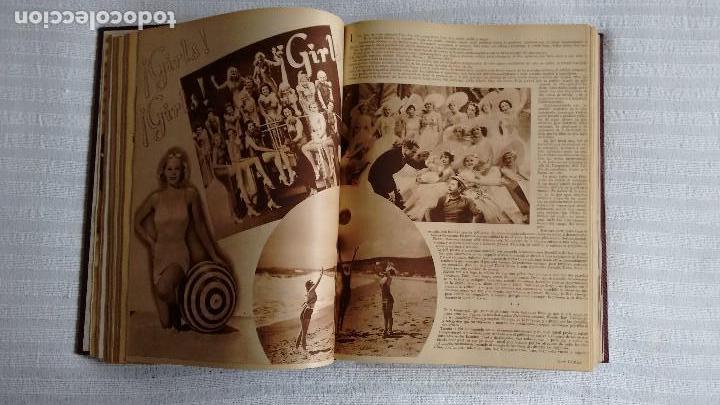 Cine: CINEGRAMAS. COLECCIÓN COMPLETA DE 97 REVISTAS DE CINE. 4 VOLÚMENES. MADRID, 1934-36. - Foto 20 - 114564215