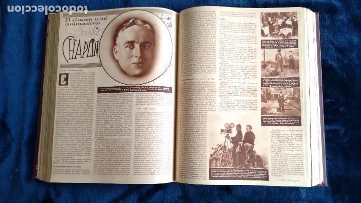 Cine: CINEGRAMAS. COLECCIÓN COMPLETA DE 97 REVISTAS DE CINE. 4 VOLÚMENES. MADRID, 1934-36. - Foto 30 - 114564215