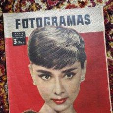 Cine: REVISTA FOTOGRAMAS Nº 258, 6 DE NOVIEMBRE 1953- GRACE KELLY.. Lote 115023623