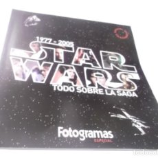 Cine: STAR WARS 1977- 2005 ( LA GUERRA DE LAS GALAXIAS ) ESPECIAL COLECCIONISTAS ( FOTOGRAMAS ). Lote 115149247