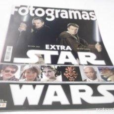 Cine: FOTOGRAMAS - SUPLEMENTO Nº 1870 - 1999 - EXTRA STAR WARS - EPISODIO I - LA AMENAZA FANTASMA. Lote 115163543