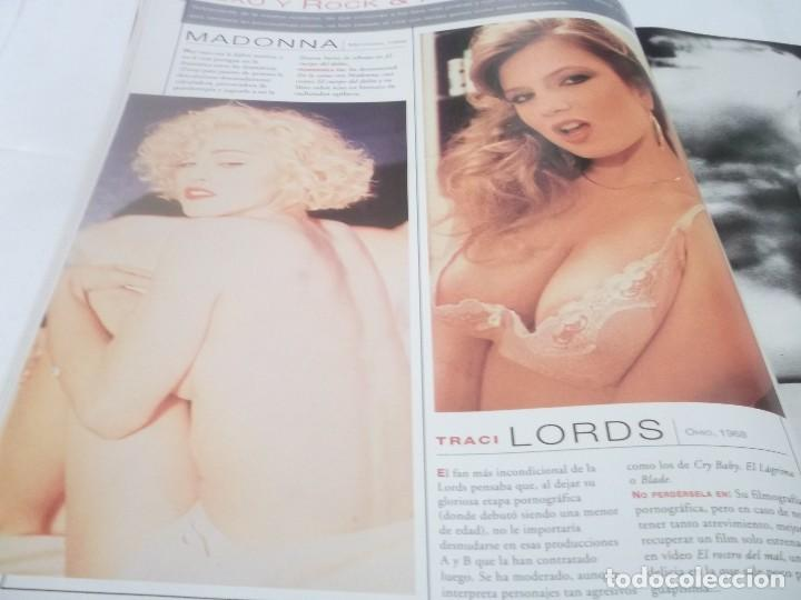 Cine: REVISTA FOTOGRAMAS.ESPECIAL 10 AÑOS DE EROTISMO USA.1999. MADONNA-DREW BARRYMORE-DEMI MOORE - Foto 4 - 115164627
