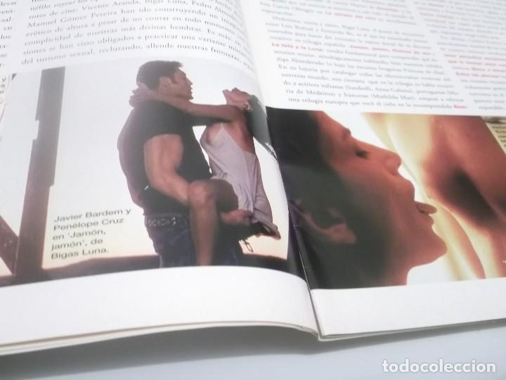 Cine: FOTOGRAMAS.ESPECIAL 10 AÑOS DE EROTISMO ESPAÑA.1999.PENÉLOPE CRUZ.ANA BELÉN.MIGUEL BOSE - Foto 2 - 115164807