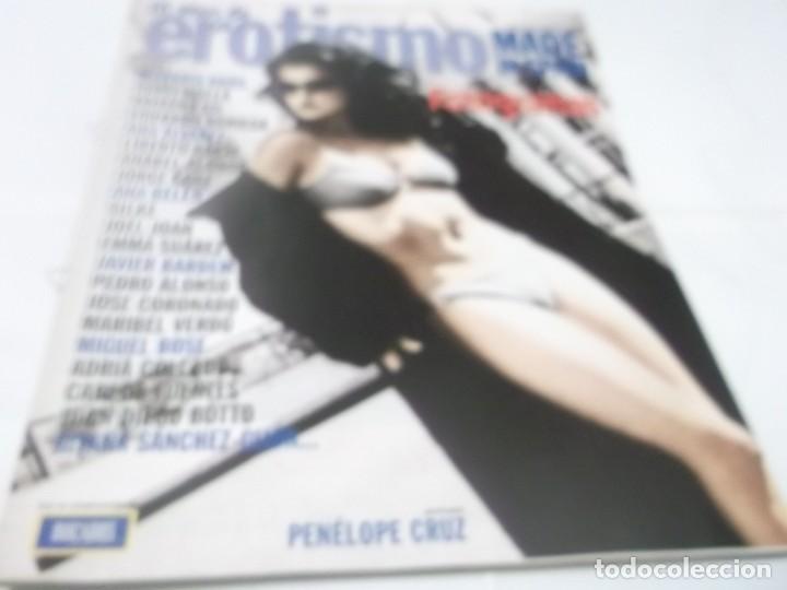 Cine: FOTOGRAMAS.ESPECIAL 10 AÑOS DE EROTISMO ESPAÑA.1999.PENÉLOPE CRUZ.ANA BELÉN.MIGUEL BOSE - Foto 9 - 115164807