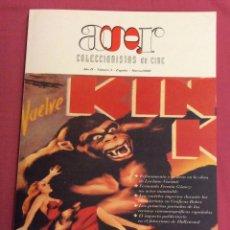 Cine: AMOR COLECCIONISTAS DE CINE. AÑO II. N- 5. MARZO 2000. Lote 115242227