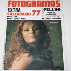 Cine: FOTOGRAMAS #1469 1976 NADIUSKA YOLANDA RIOS BIBI ANDERSEN AGATA LYS MARY FRANCIS BLANCA ESTRADA . Lote 115299579