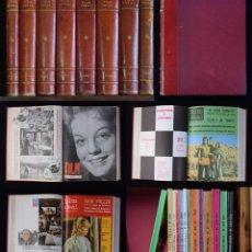Cine: FILM IDEAL. REVISTA DE CINE (1956-1970), DEL N.º 1 AL 225 (COLECCIÓN COMPLETA) - VV.AA.. Lote 115483659