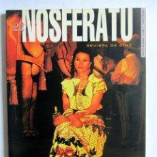 Cine: REVISTA DE CINE NOSFERATU. NÚMERO 22 SEPTIEMBRE 1996. ARTURO RIPSTEIN. Lote 115812283