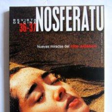 Cine: REVISTA DE CINE NOSFERATU. NÚMERO DOBLE 36-37. AGOSTO 2001. NUEVAS MIRADAS DEL CINE ASIÁTICO. EJMP2. Lote 115816135