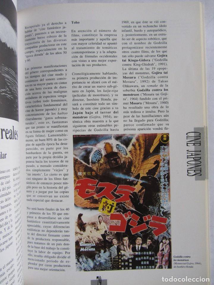 Cine: Revista de cine Nosferatu. Número 11 Enero 1993. Cine japonés - Foto 4 - 115817119