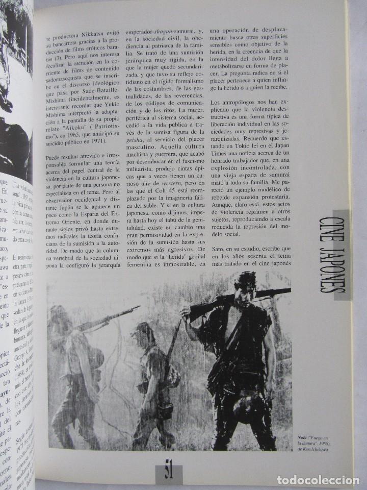 Cine: Revista de cine Nosferatu. Número 11 Enero 1993. Cine japonés - Foto 6 - 115817119