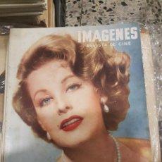 Cine: IMAGENES,REVISTA DE CINE. Lote 115937023