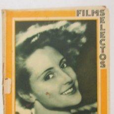 Cine: FILMS SELECTOS 152 1966 SAMARANG, MONA MARIS, CATALINA BARCENA, GILBERT ROLAND, ROSITA GRANADA.... Lote 116410515