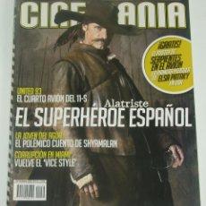 Cine: CINEMANIA Nº 132. SEPTIEMBRE 2006. EL SUPERHEROE ESPAÑOL. UNITED 93.. Lote 116522515