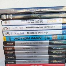 Cine: LOTE DE 15 DVD.. Lote 116594435