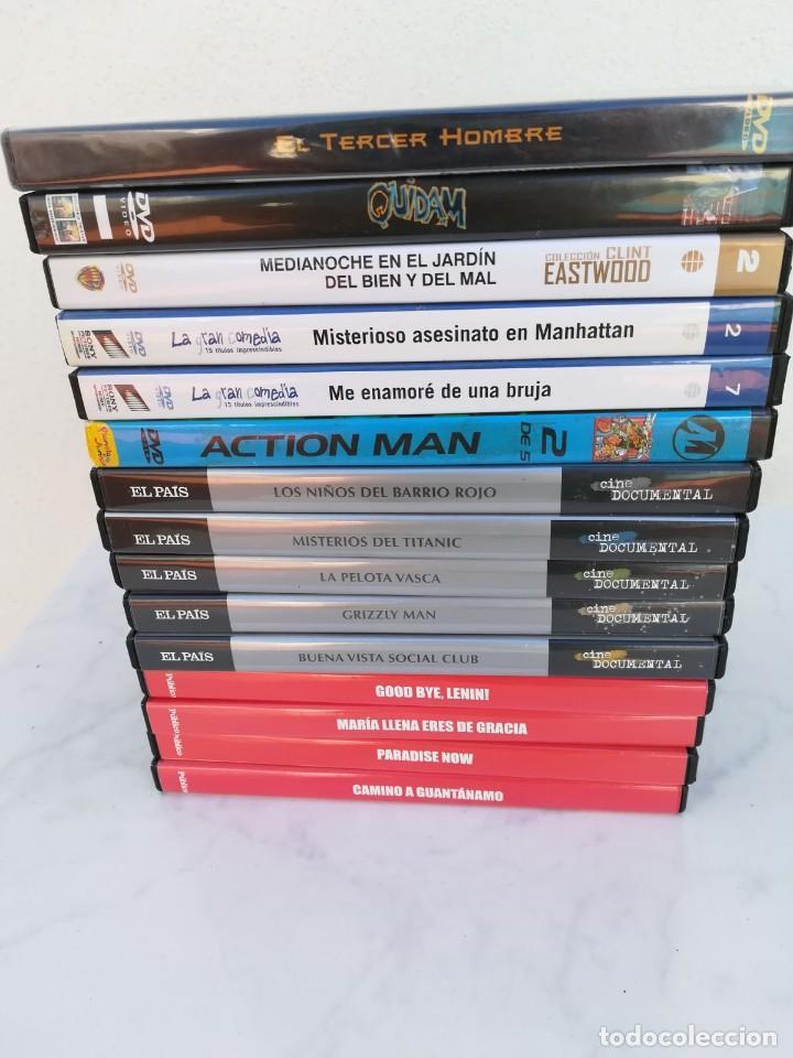Cine: Lote de 15 dvd. - Foto 5 - 116594435