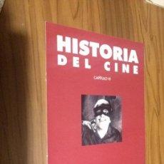 Cine: HISTORIA DEL CINE. CAPÍTULO VI. LAS PRIMERAS ESTRELLAS. FASCÍCULO. GRAPA. BUEN ESTADO. RARO. Lote 116726891