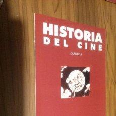 Cine: HISTORIA DEL CINE. CAPÍTULO II. LA LLEGADA DE LA MAGIA. FASCÍCULO. GRAPA. BUEN ESTADO. RARO. Lote 116726999