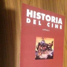 Cine: HISTORIA DEL CINE. CAPÍTULO X. EL WESTERN I. DE LA LEYENDA... FASCÍCULO. GRAPA. BUEN ESTADO. RARO. Lote 116727179
