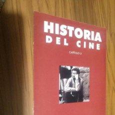 Cine: HISTORIA DEL CINE. CAPÍTULO LI LA GENERACIÓN QUE CAMBIÓ HOLLYWOOD. FASCÍCULO. BUEN ESTADO. RARO. Lote 116729167