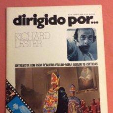 Cinema - DIRIGIDO POR RICHARD LESTER. N - 35. JULIO-AGOSTO 1976 - 116737711