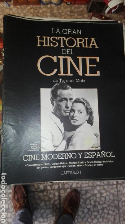 LA GRAN HISTORIA DEL CINE TERENCI MOIX 37 NUMEROS (Cine - Revistas - La Gran Historia del cine)