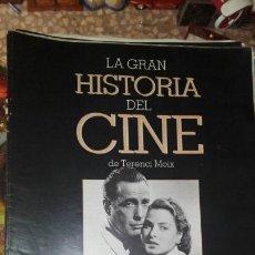 Cinéma: LA GRAN HISTORIA DEL CINE TERENCI MOIX 37 NUMEROS. Lote 116745424