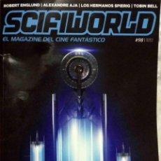 Cine: SCIFIWORLD Nº 98 - STAR TREK. Lote 179150378