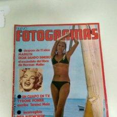 Cine: FOTOGRAMAS Nª 1293- 27/07/1973. Lote 117669239