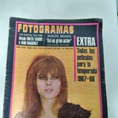 Cine: FOTOGRAMAS Nª 990- 06/10/1967. Lote 117670103
