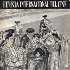 Cine: REVISTA INTERNACIONAL DE CINE Nº 23 (1956). Lote 118040031