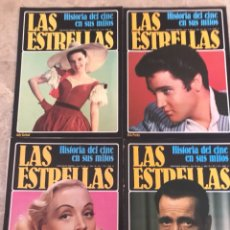 Cine: 32 REVISTAS LAS ESTRELLAS + 4 PÓSTER CALENDARIO 1981. Lote 118057884