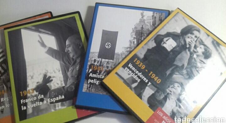 Cine: OPORTUNIDAD!!! Los años del NODO 1939/1975 IDEAL COLECCIONISTAS - Foto 2 - 118213679