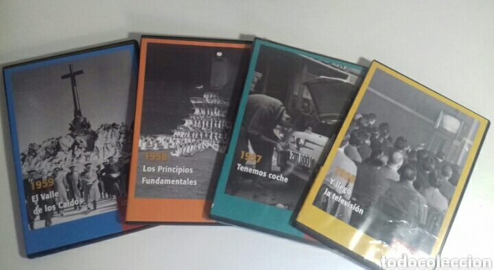 Cine: OPORTUNIDAD!!! Los años del NODO 1939/1975 IDEAL COLECCIONISTAS - Foto 3 - 118213679