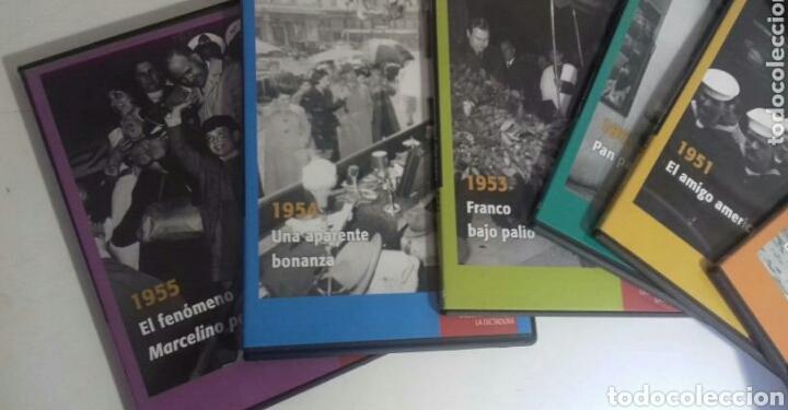Cine: OPORTUNIDAD!!! Los años del NODO 1939/1975 IDEAL COLECCIONISTAS - Foto 4 - 118213679