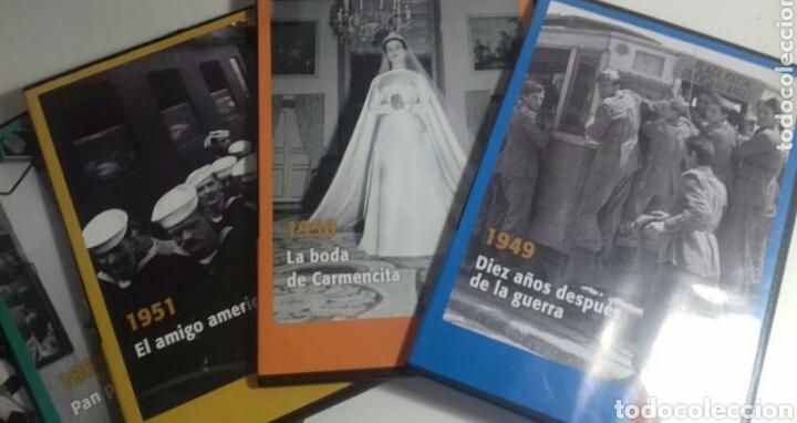 Cine: OPORTUNIDAD!!! Los años del NODO 1939/1975 IDEAL COLECCIONISTAS - Foto 5 - 118213679