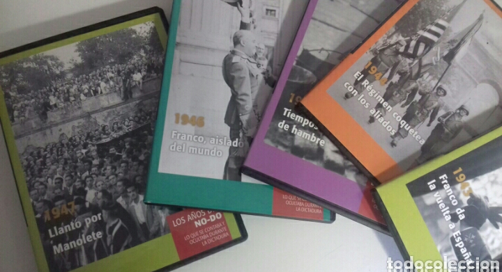 Cine: OPORTUNIDAD!!! Los años del NODO 1939/1975 IDEAL COLECCIONISTAS - Foto 6 - 118213679