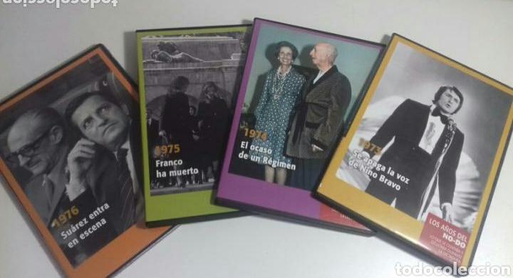 Cine: OPORTUNIDAD!!! Los años del NODO 1939/1975 IDEAL COLECCIONISTAS - Foto 7 - 118213679
