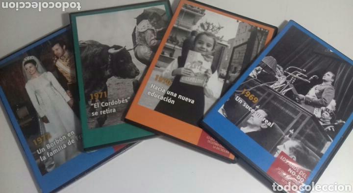 Cine: OPORTUNIDAD!!! Los años del NODO 1939/1975 IDEAL COLECCIONISTAS - Foto 8 - 118213679