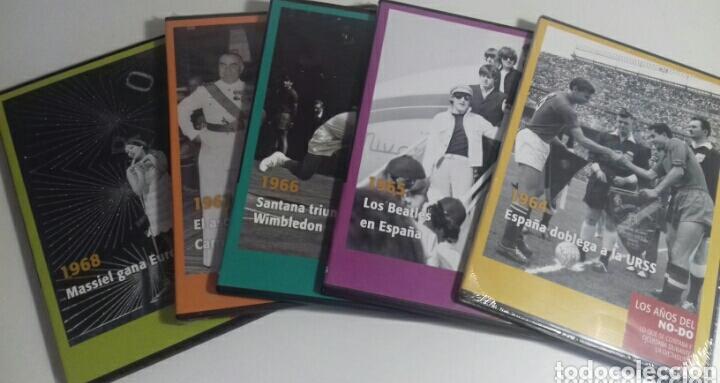 Cine: OPORTUNIDAD!!! Los años del NODO 1939/1975 IDEAL COLECCIONISTAS - Foto 9 - 118213679