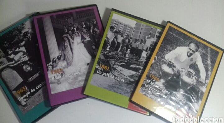 Cine: OPORTUNIDAD!!! Los años del NODO 1939/1975 IDEAL COLECCIONISTAS - Foto 10 - 118213679