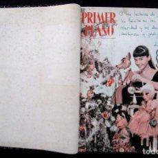 Cine: REVISTA PRIMER PLANO. 1 TOMO CON 17 REVISTAS. AÑO: 1952-1955. BUEN ESTADO. REVISTA CINE.. Lote 119865627