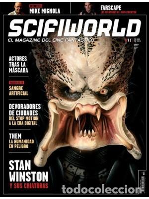 SCIFIWORLD #11 EL MAGAZINE DEL CINE FANTASTICO (Cine - Revistas - Otros)